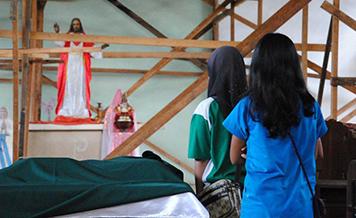 Con 22.000 € Se ha reparado el techo de la Iglesia Sagrado Corazón de JOLÓ (Filipinas)