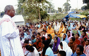Sustento de misioneros