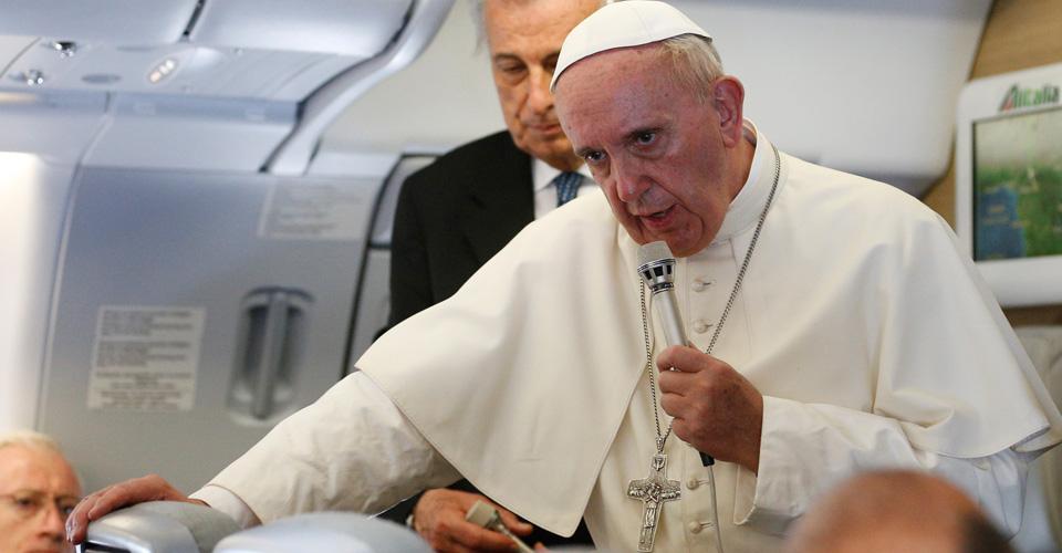 Ignorar la maravilla de la creación es un terrorismo de base contra la humanidad: Papa Francisco