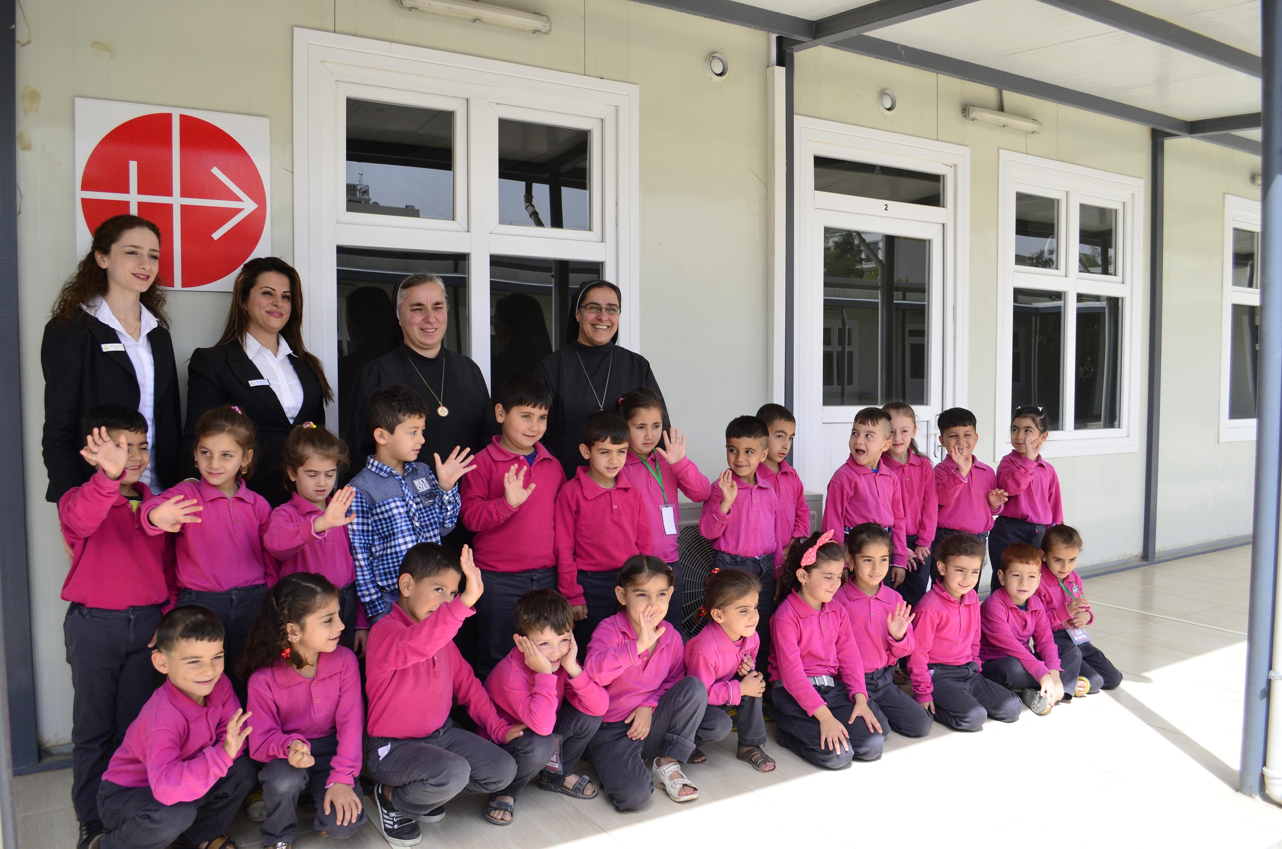 Ayuda a la Iglesia Necesitada enviará 1,5 millones de euros para proyectos en Siria