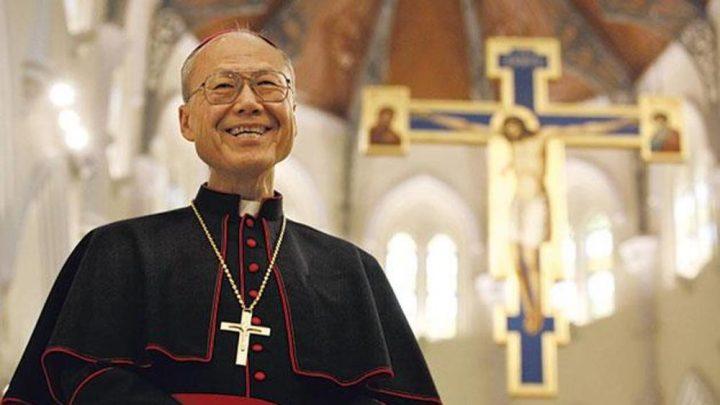 Cardenal de Hong Kong