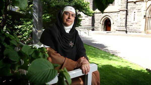 Religiosa libanesa sigue salvando tesoros cristianos de Siria pese a amenazas de ISIS