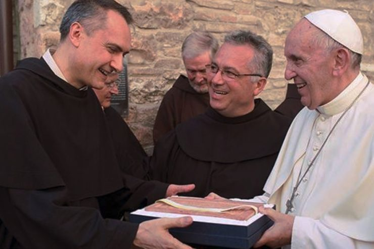 El Papa participará en la Jornada mundial de oración por la paz, en Asís, Italia