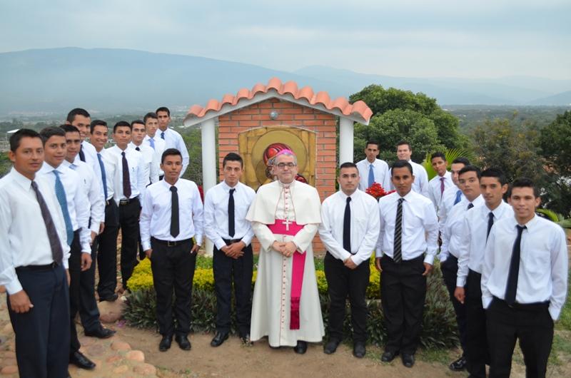 Ayuda a la formación de 49 sacerdotes colombianos