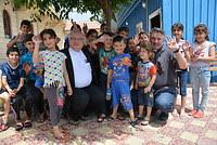 Describen trabajo realizado desde la Iglesia con los cristianos en Medio Oriente