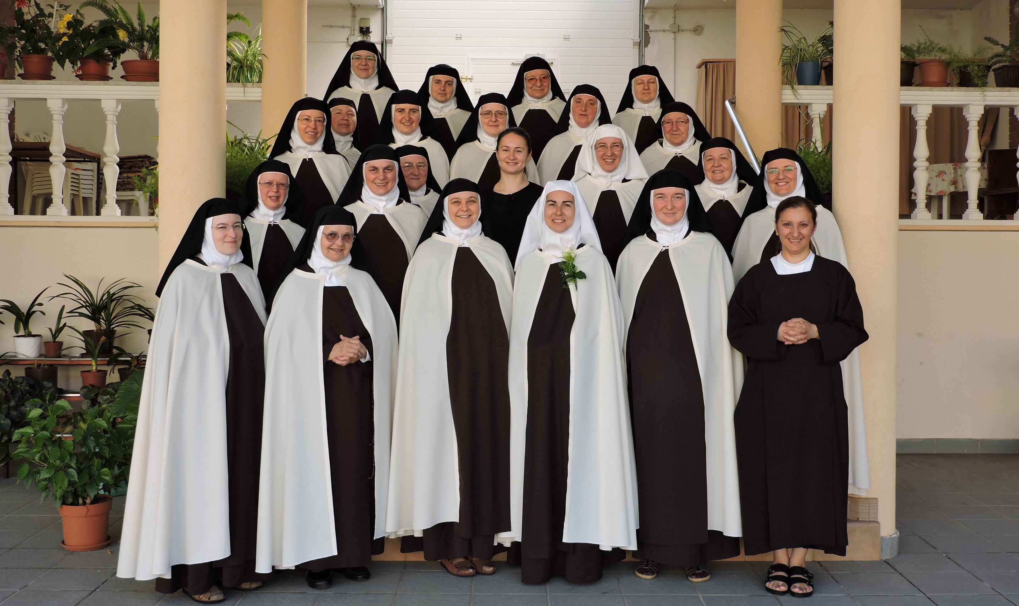 Ayuda a las Carmelitas de Breznica, Croacia