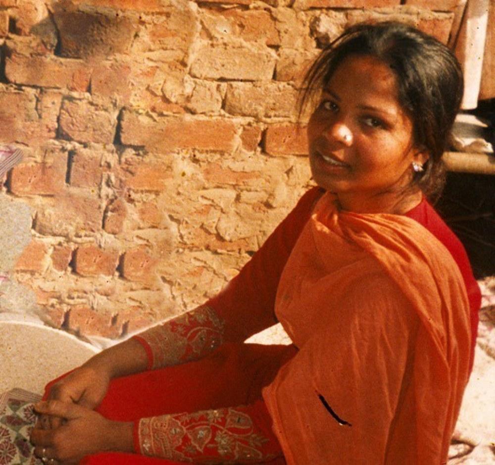 En octubre la última oportunidad de evitar la muerte de Asia Bibi en Pakistán