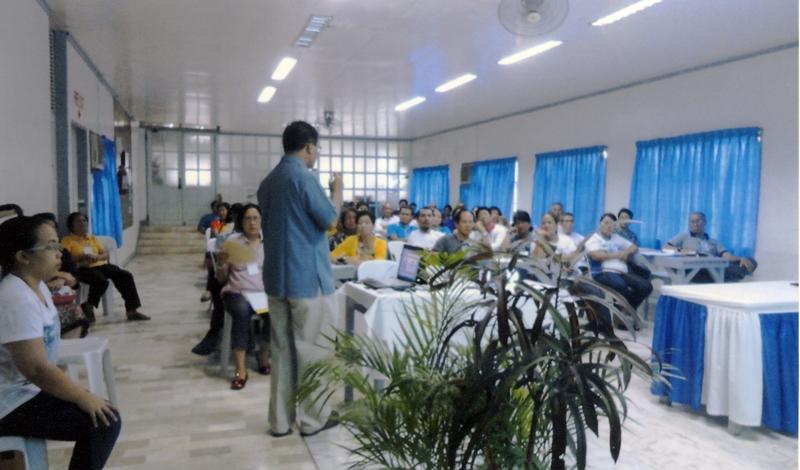 Formación para los laicos en Filipinas