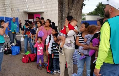 Misericordia para los que llegan a la frontera de México y Estados Unidos