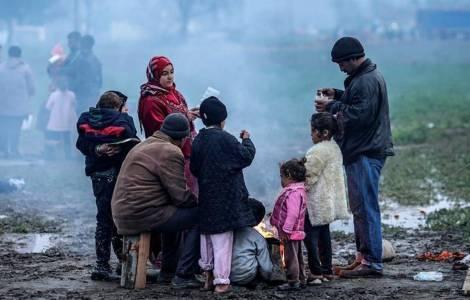 Reporta Unicef 50 millones de niños desplazados en el mundo