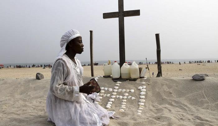 Mujer cristiana en Nigeria. Fuente: Vatican Insider