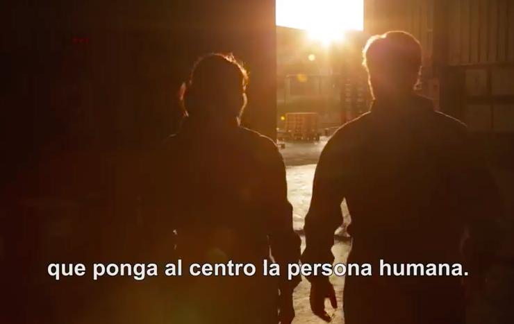 El  video del Papa pide ayuda para convertir la crisis humana en una oportunidad
