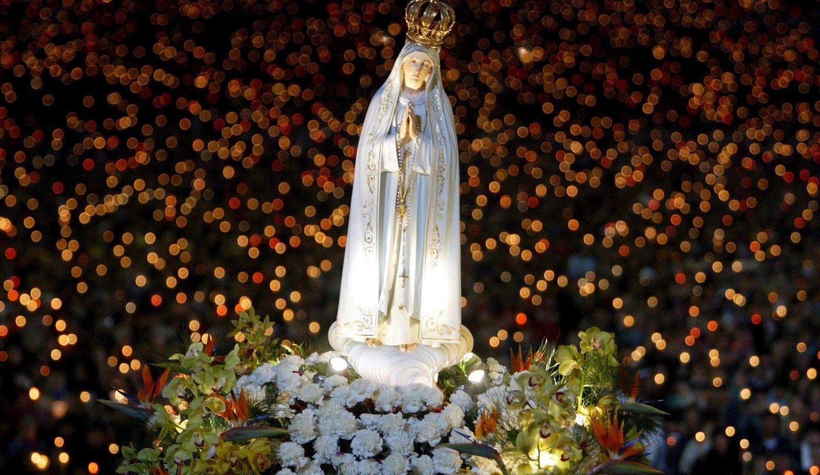 Una imagen de la Virgen de Fátima viajará a Siria