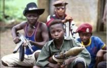 Negocian liberación de niños soldados