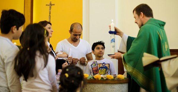 Registran conversiones al cristianismo de musulmanes en Alemania