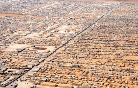 Jordania país que alberga al mayor número de refugiados: advierten riesgos