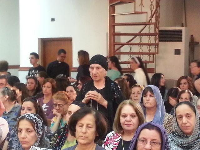 Francisco envía un telegrama a las Mujeres agentes de Paz en Oriente Medio