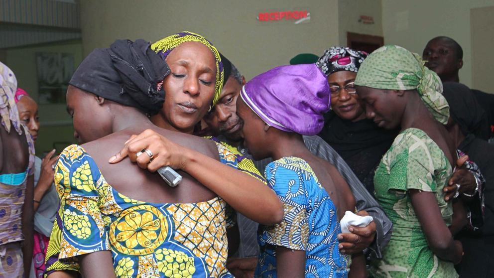Niña liberada por Boko Haram pide orar por menores aún secuestradas en Nigeria
