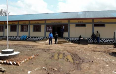 Liberan en el Congo a diacono secuestrado