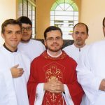 Formation of 26 mayor seminarians of the diocese, 2015