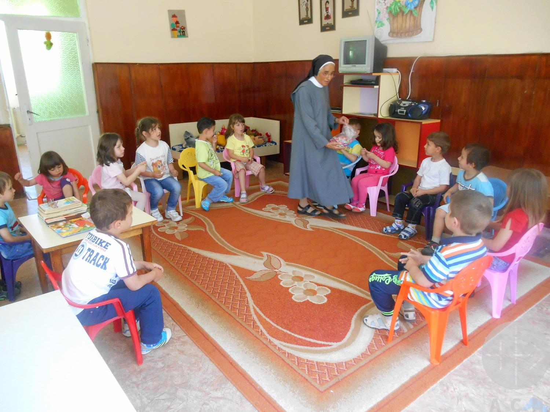 Proyecto de mes: Franciscanas reciben apoyo de ACN en Bulgaria