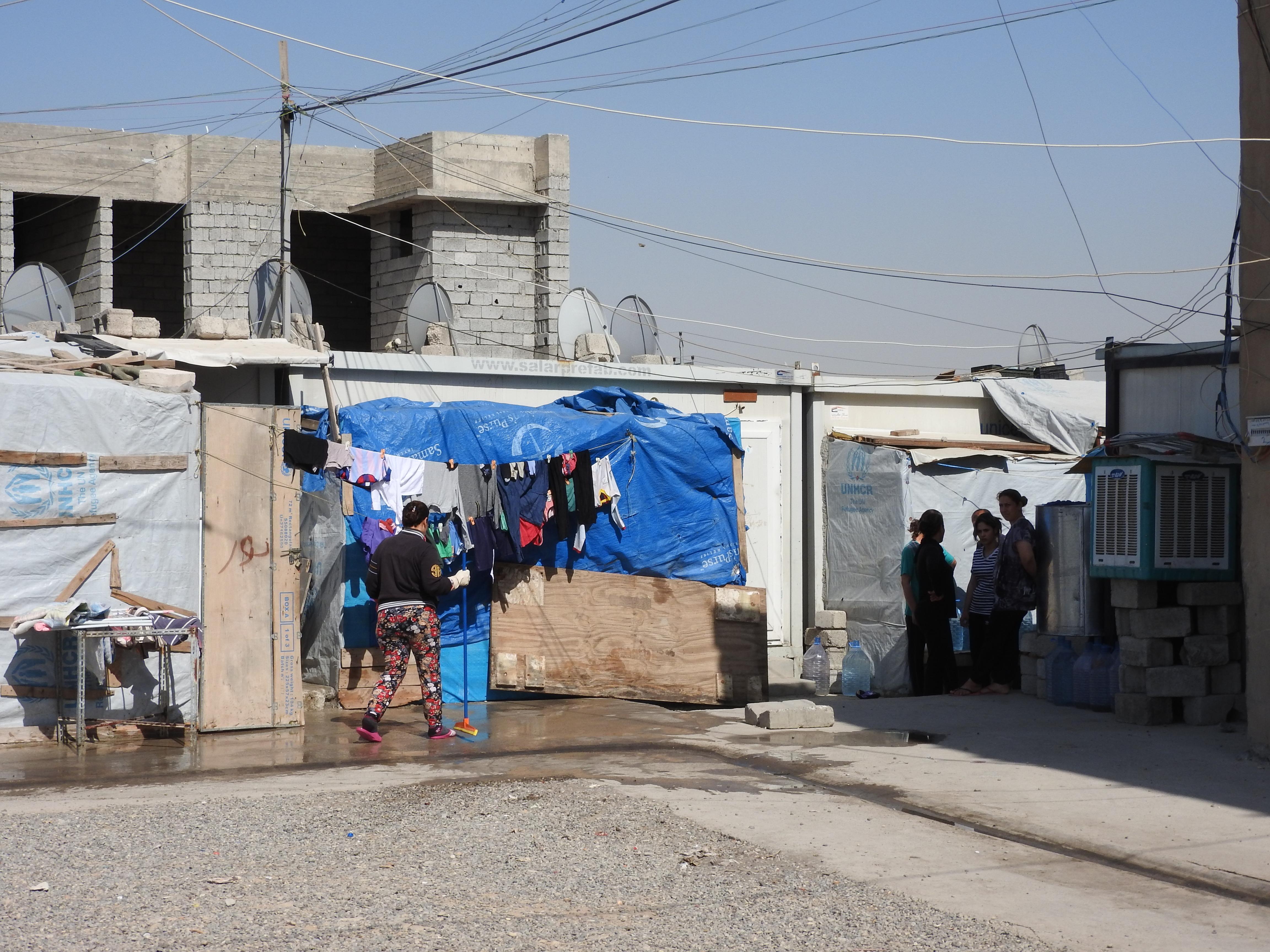 Prevén emergencia de invierno en Irak