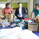 Financial aid to provide food for 13.000 Christian families (IDPs) from Mossul and Nineveh for the month of June 2015
