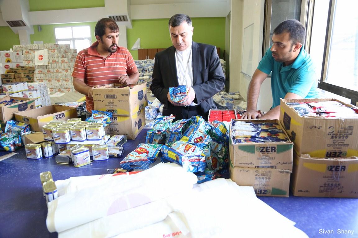 Proyecto de mes: Benefactores de ACN apoyan  a 12 mil familias refugiadas