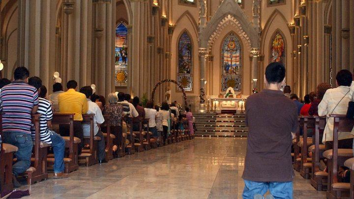 07-09-08 LA MISA DE LA IGLESIA CATEDRAL EN LA HOJA DOMINICAL OFRECE ORIENTACIONES PASTORALES ANTE EL