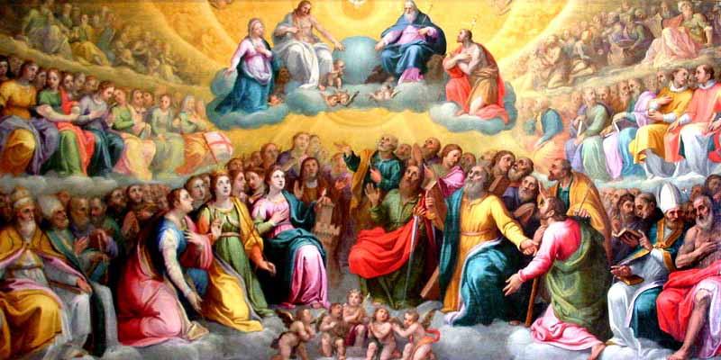 La santidad es para todos, dice el Papa en la Solemnidad de Todos los Santos
