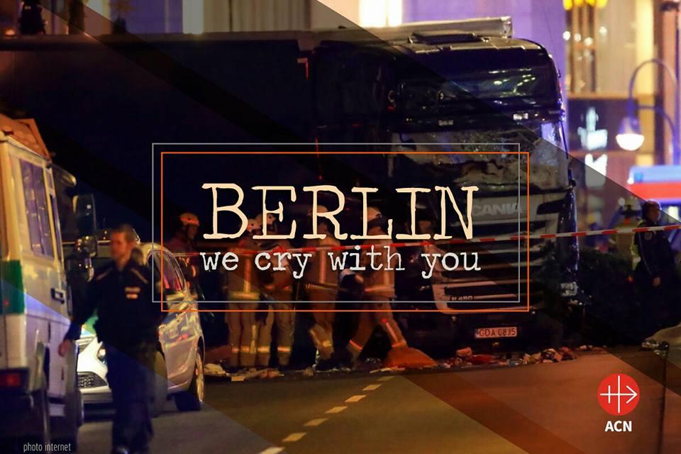 Isis se atribuye atentado en Mercado de Berlín
