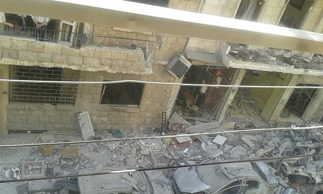 Analizan la realidad de Alepo: los que más sufren son los pobres que se han quedado sin la  posibilidad de escapar