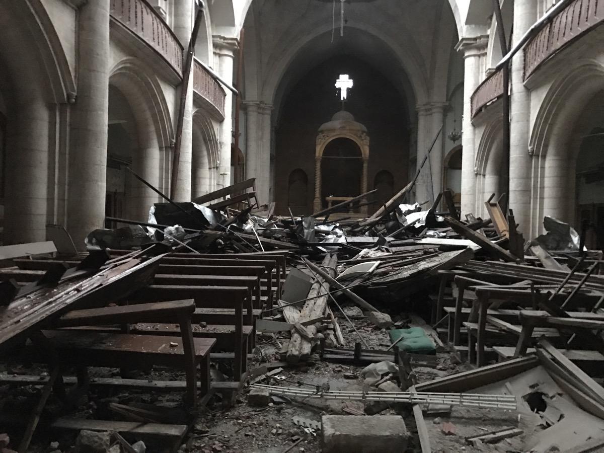 Padre Jesuita lanza llamamiento a la reconciliación desde Alepo