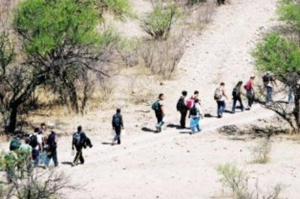 Hacen recuento de las personas que perdieron la vida por migrar