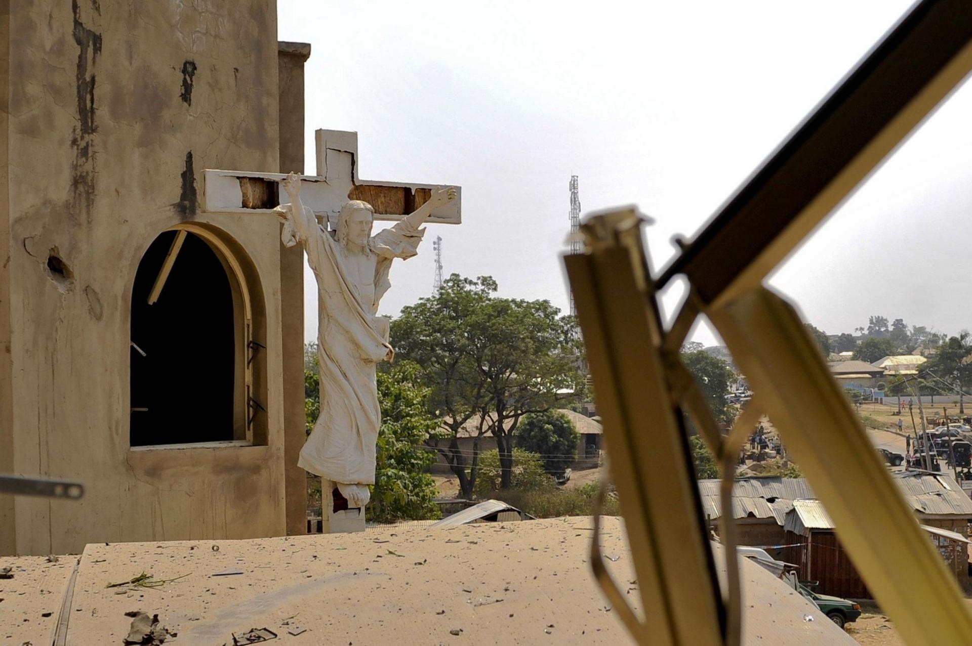 Liberan a sacerdote secuestrado al sur de Nigeria