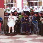 Existencial help for 237 Hermanitas de los Ancianos Desamparados de Bolivia and Peru, 2015