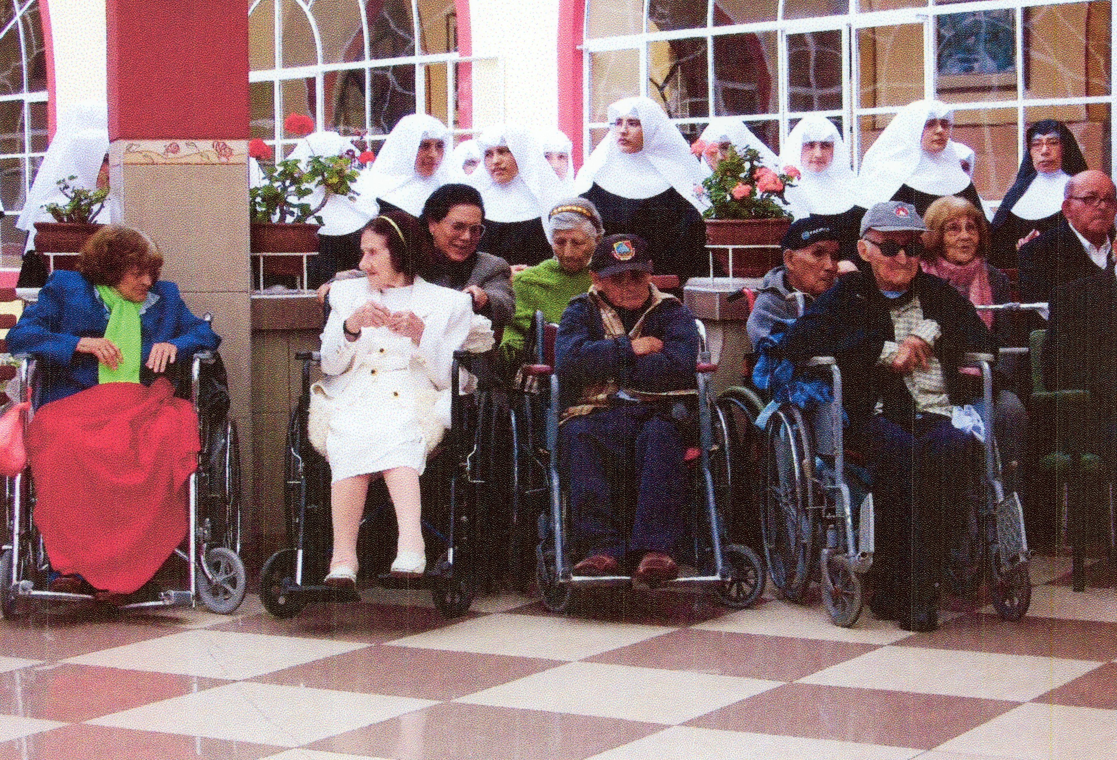 Proyecto de mes: ACN ayuda a religiosas para seguir cuidando abuelitos