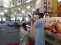 Ordenación de 13 sacerdotes en Bangladesh