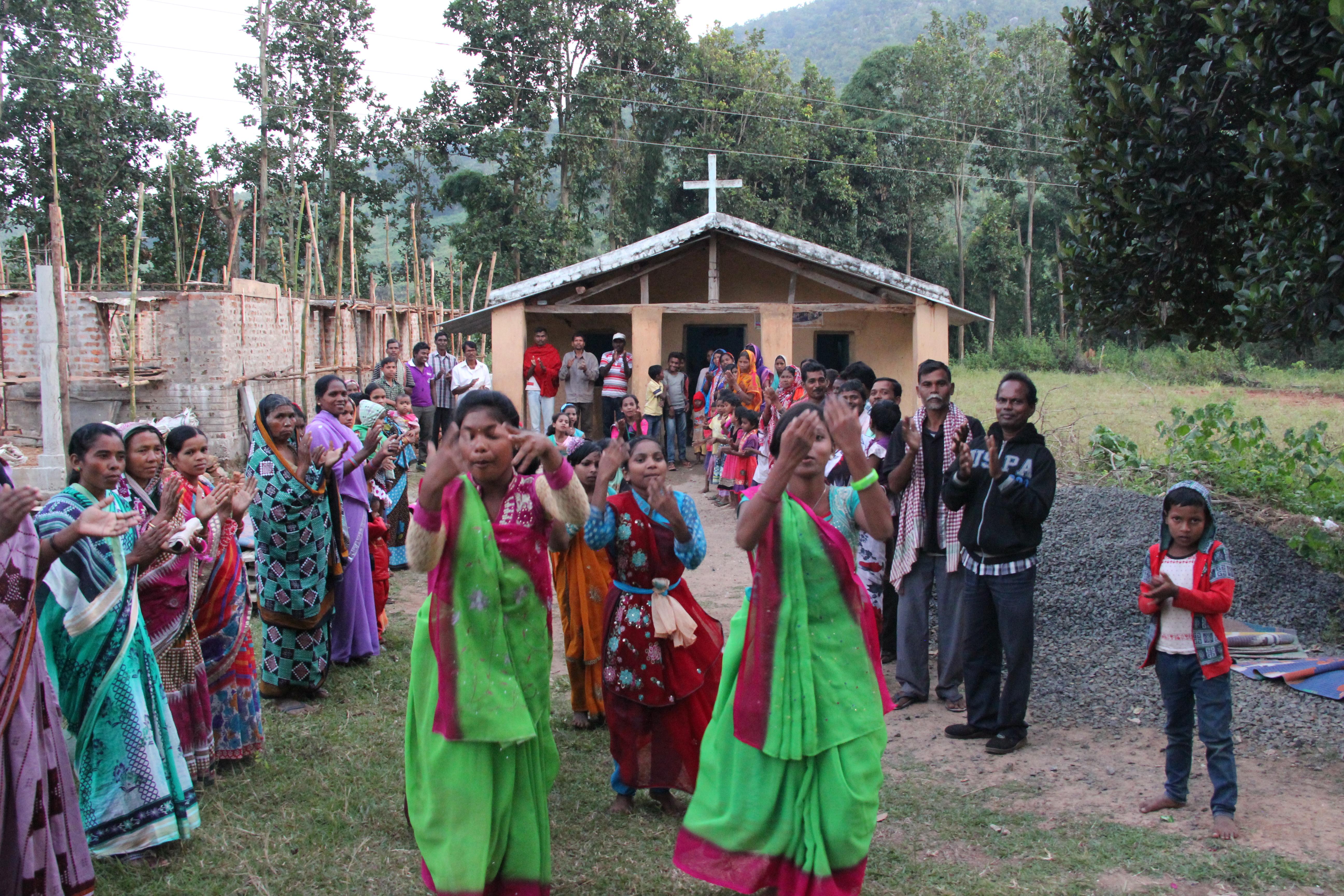 La Iglesia en India: una luz que todos pueden ver