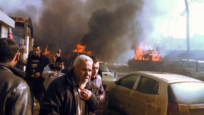 Atentado al norte de Siria deja 48 personas sin vida
