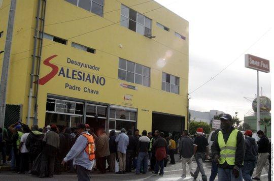 Emergencia en albergues para migrantes ubicados en Tijuana