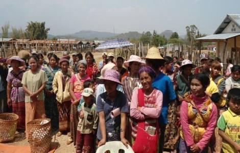 Desaparecen líderes cristianos en Birmania