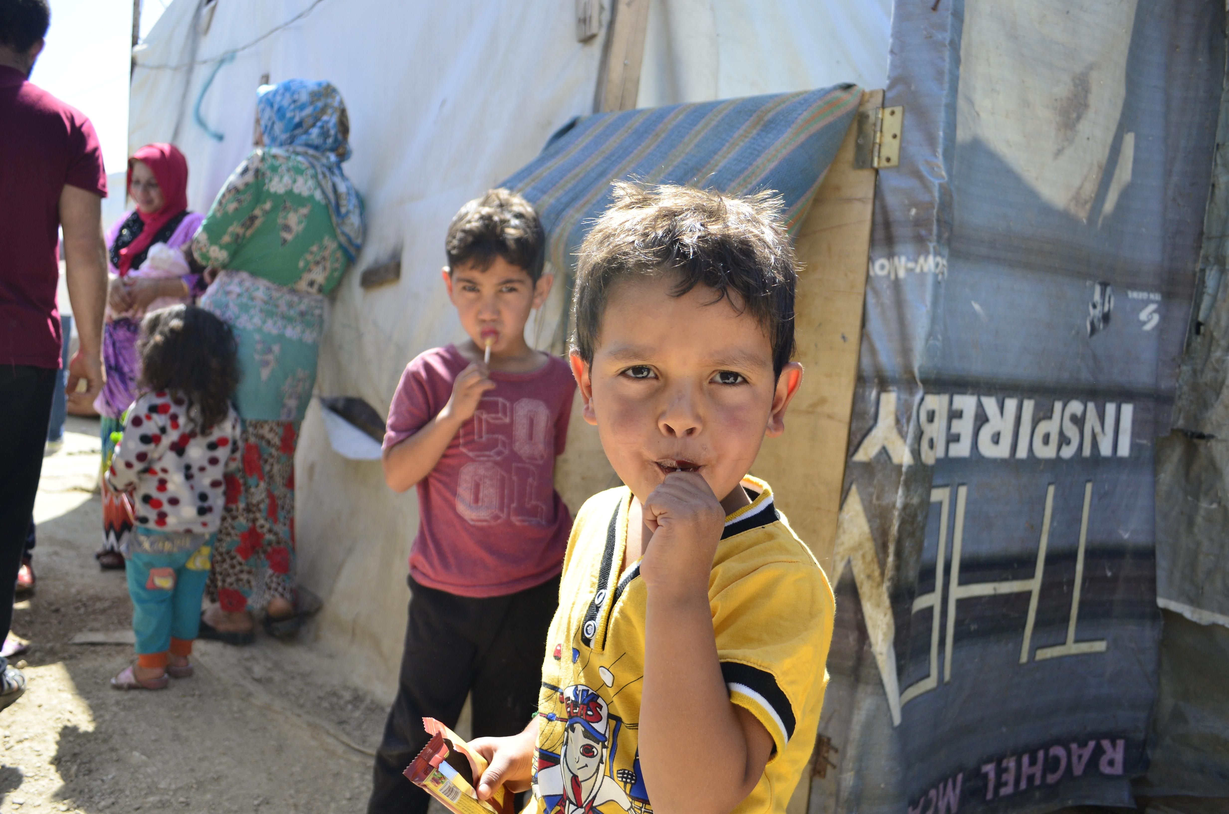 Exigen acceso inmediato para llegar a los niños que están aislados de ayuda humanitaria en Siria