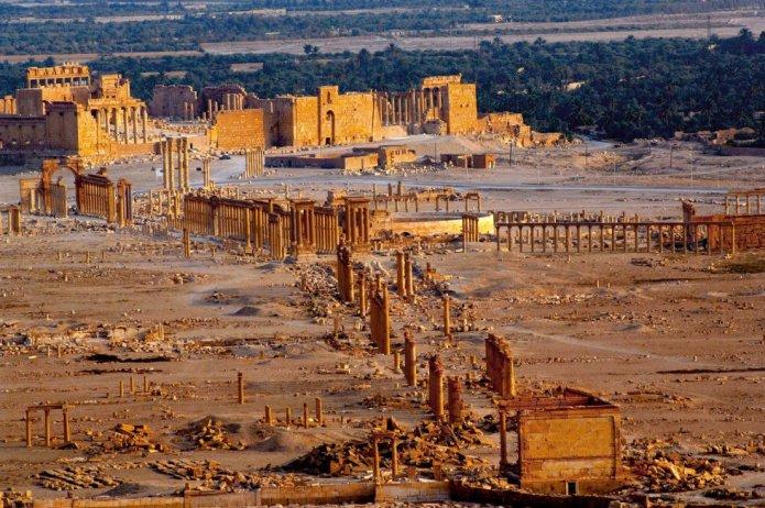 Ataques del Daesh siguen causando daños a monumentos