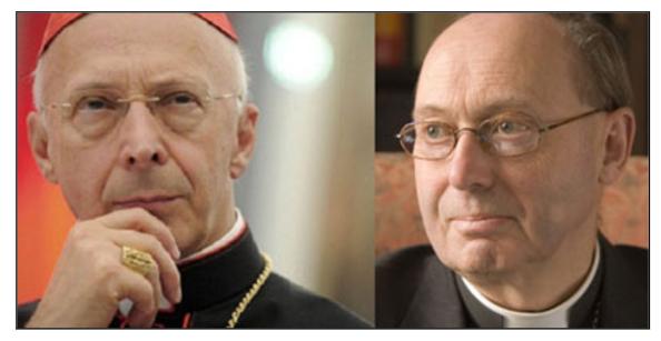 Iglesias de Europa se unen para la reconciliación