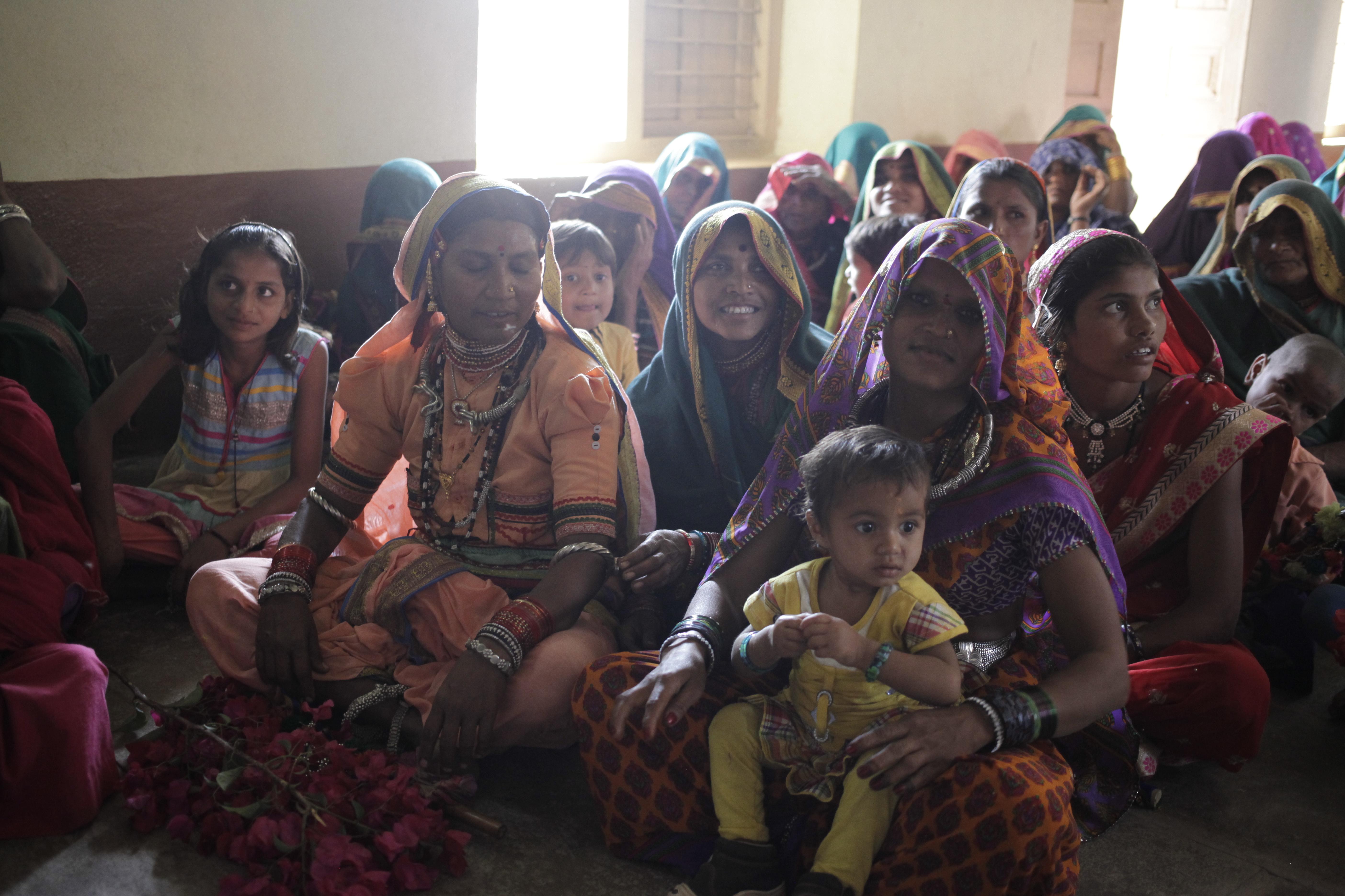 Proyecto del mes: Salón de usos múltiples para parroquia en la India