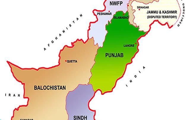 map_pakistan
