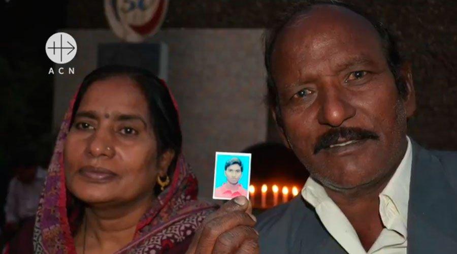 Perdonan a terrorista que mató a su hijo en una Iglesia en Pakistán