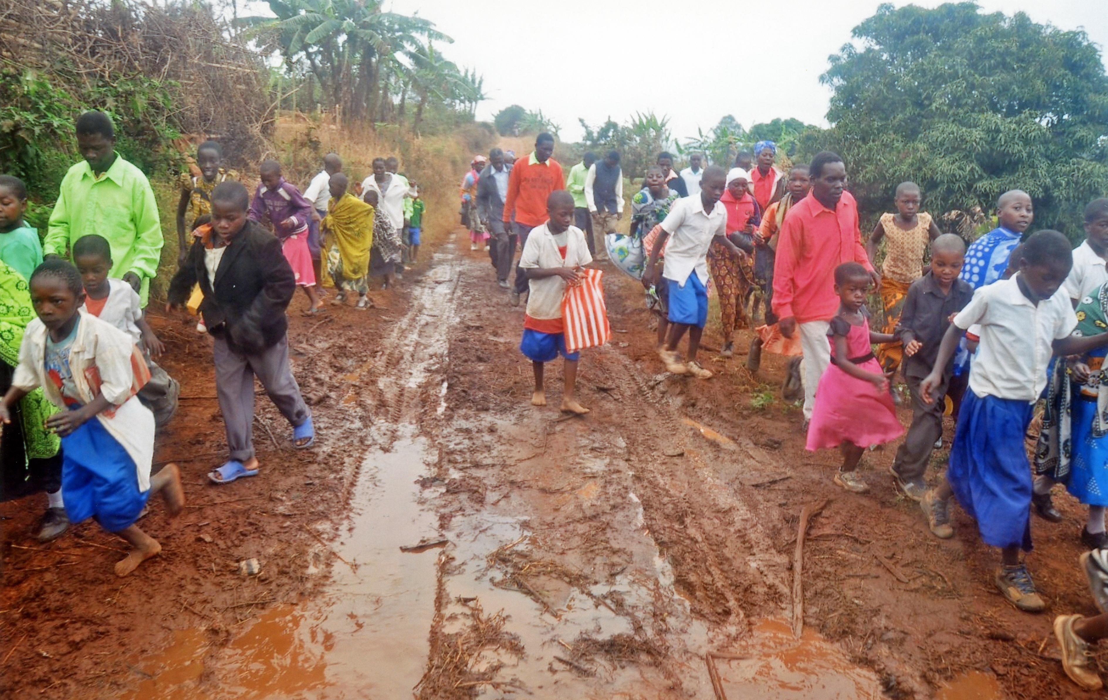 Proyecto de mes: Un vehículo para la parroquia de Namswea, Tanzania