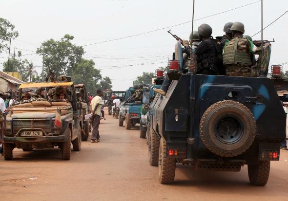 Atacan grupos rebeldes pueblo al noroeste de la República Centroafricana